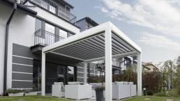 Selt Modern Sun Protection Pergola Systems